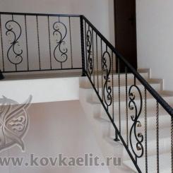 Кованые перила Эконом КПЭ_79