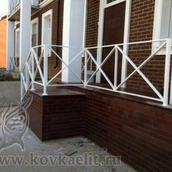 Кованые перила Эконом КПЭ_87