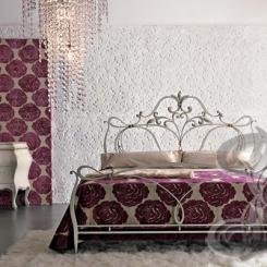 Кованая кровать КК_41