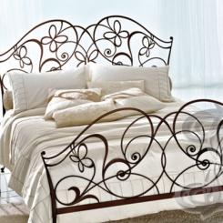 Кованая кровать КК_45