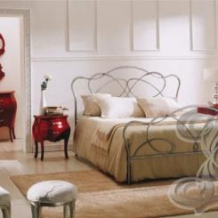 Кованая кровать КК_49