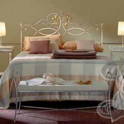 Кованая кровать КК_56