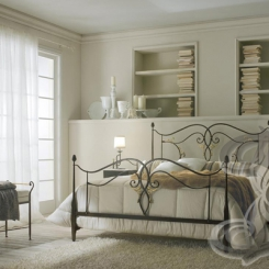 Кованая кровать КК_57