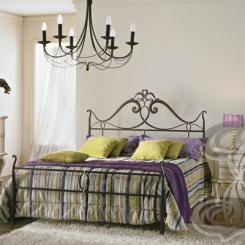 Кованая кровать КК_60