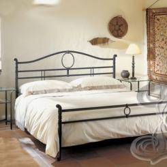 Кованая кровать КК_61