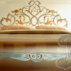 Кованая кровать КК_62