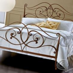 Кованая кровать КК_66