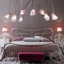 Кованая кровать КК_70