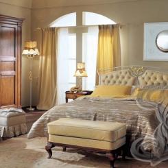 Кованая кровать КК_73