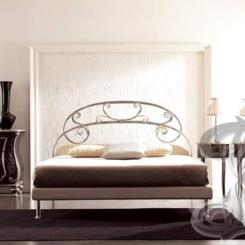 Кованая кровать КК_75