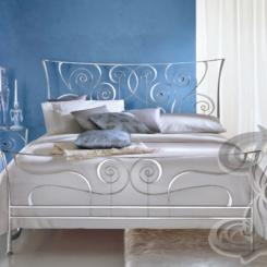 Кованая кровать КК_78