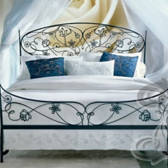 Кованая кровать КК_79
