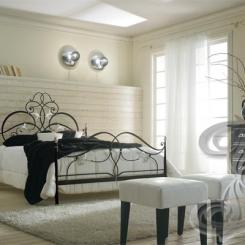 Кованая кровать КК_83