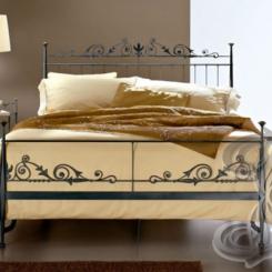 Кованая кровать КК_84