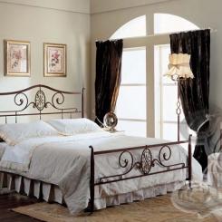 Кованая кровать КК_85