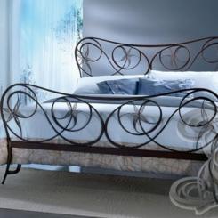Кованая кровать КК_86