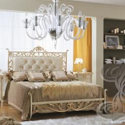 Кованая кровать КК_88