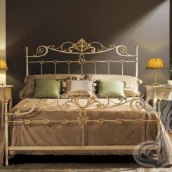 Кованая кровать КК_89