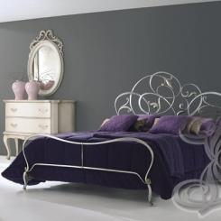 Кованая кровать КК_91
