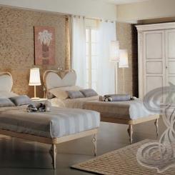 Кованая кровать КК_94