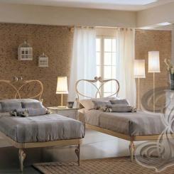 Кованая кровать КК_95