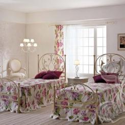 Кованая кровать КК_96