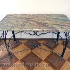 Кованый стол и стулья КСС_28