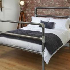 Кованая кровать LOFT_11