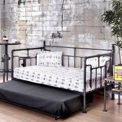 Кованая кровать LOFT_12