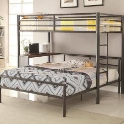 Кованая кровать LOFT_14