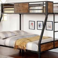 Кованая кровать LOFT_18