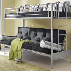 Кованая кровать LOFT_19