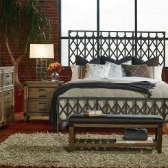 Кованая кровать LOFT_25