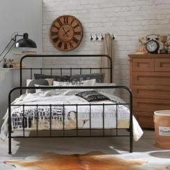 Кованая кровать LOFT_27
