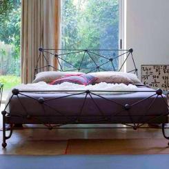 Кованая кровать LOFT_28