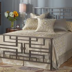 Кованая кровать LOFT_6