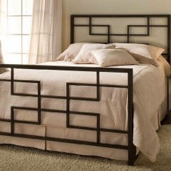 Кованая кровать LOFT_7