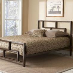 Кованая кровать LOFT_8