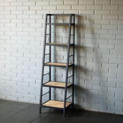 Кованые шкафы и стеллажи LOFT_2