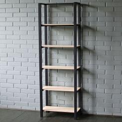 Кованые шкафы и стеллажи LOFT_4