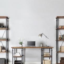 Кованые шкафы и стеллажи LOFT_9