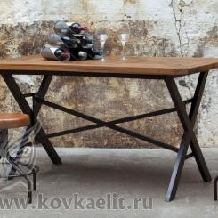 Кованые столы LOFT_56