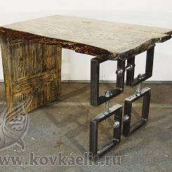 Кованые столы LOFT_57
