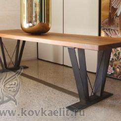 Кованые столы LOFT_63