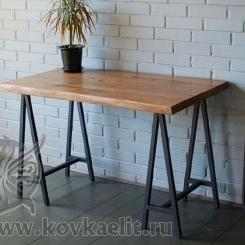 Кованые столы LOFT_52
