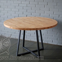 Кованые столы LOFT_48