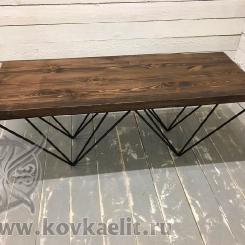 Кованые столы LOFT_45