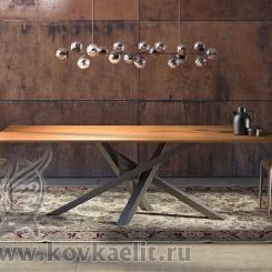 Кованые столы LOFT_36