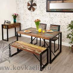 Кованые столы LOFT_33