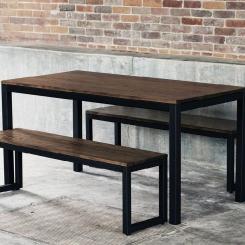Кованые столы LOFT_15